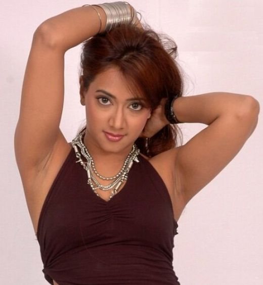 Indian Actress Exposing Her Armpits