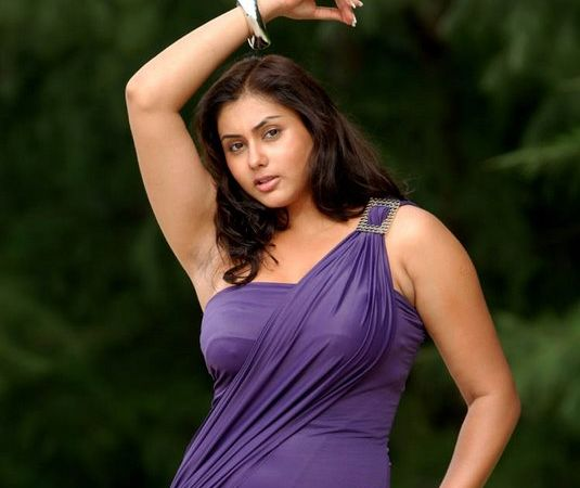 Hairy Armpits Of Namitha