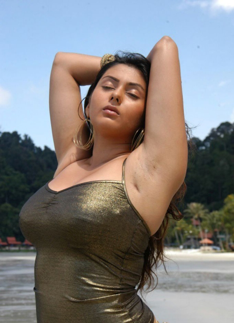 Armpits Namitha