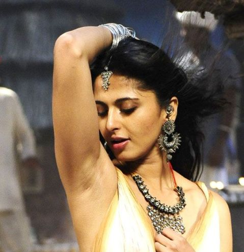 Anushka Hot Armpits