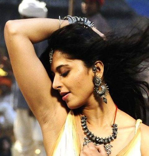 Anushka Sexy Armpits